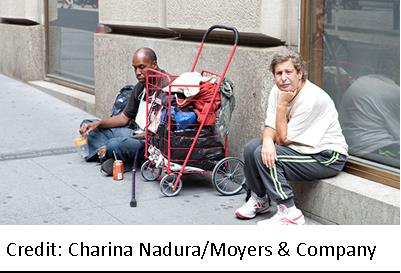 Homeless People on Wall Street_Caption 2